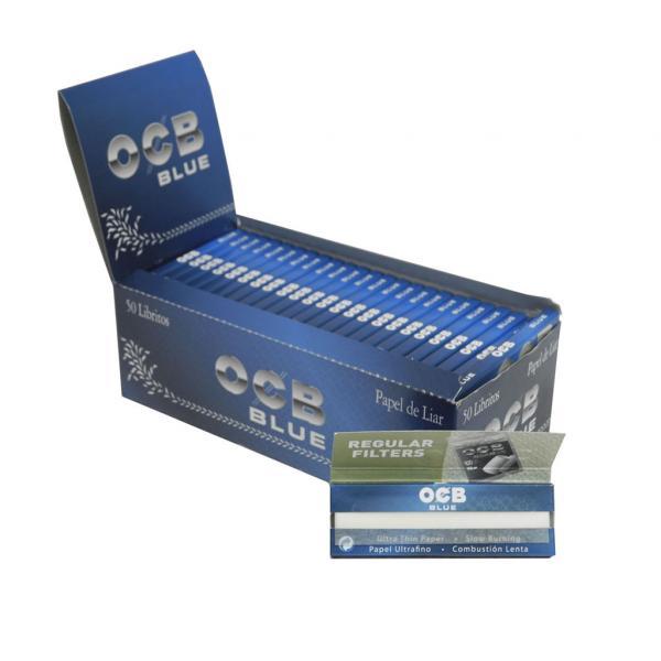 OCB Blue X-Pert (Box of 50)