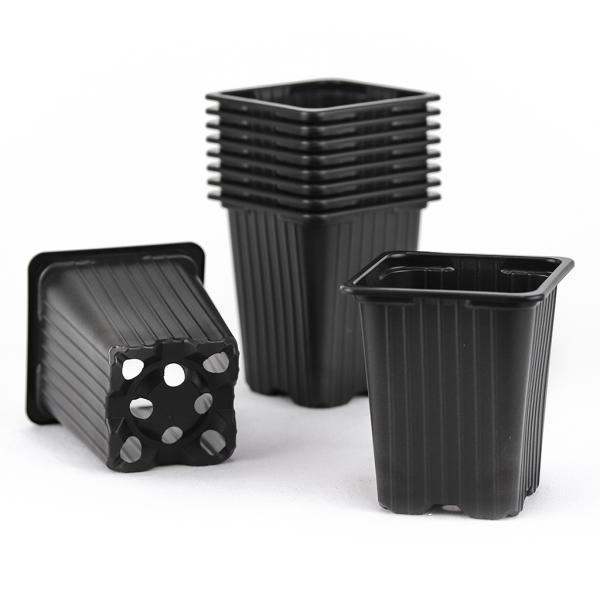 Plastic Pot 7x7x8 cm (1 unit)