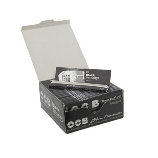 OCB Premium Slim (Box of 50)