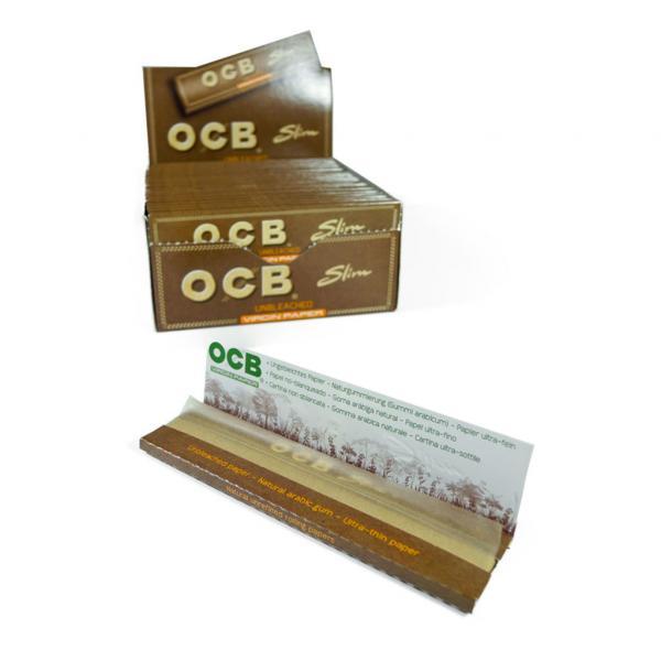 OCB Virgin Slim (Box of 50)