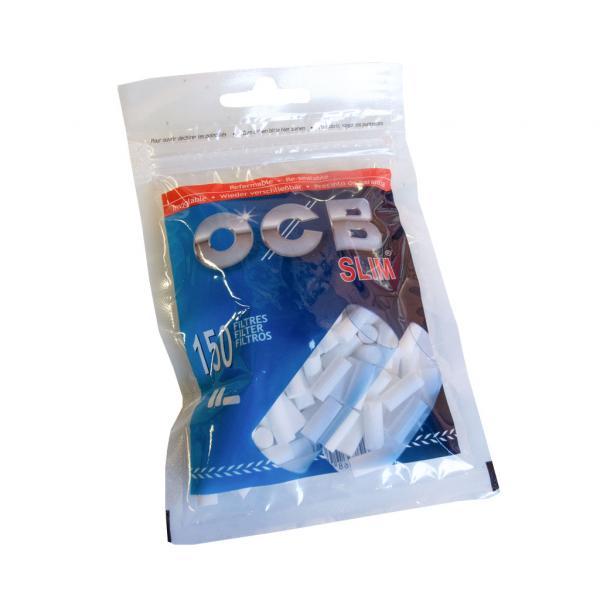 6 mm OCB Slim Filter (150-unit bag) (Bag of 150)
