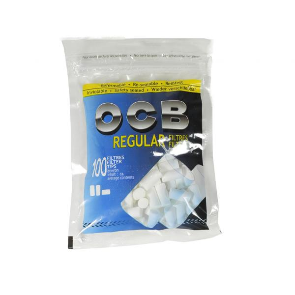 OCB Filter Tips Regular (1 unit)