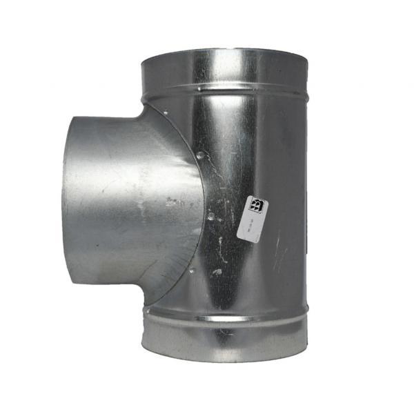 Raccord métallique T (160 mm)