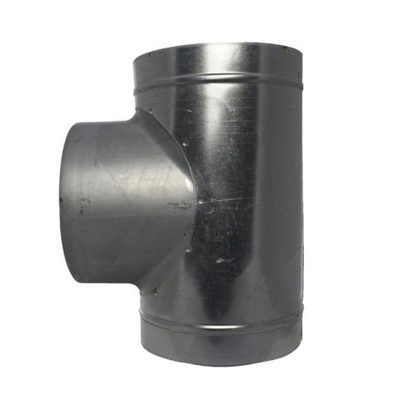 Raccord métallique T (200 mm)
