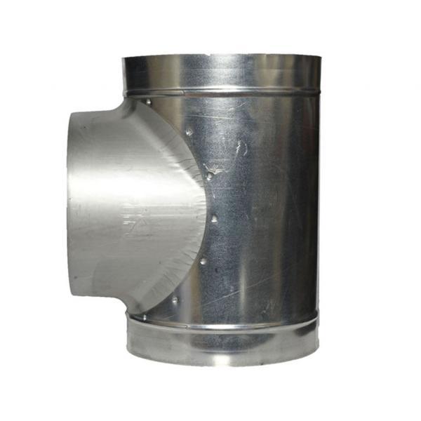 Raccord métallique T (250 mm)