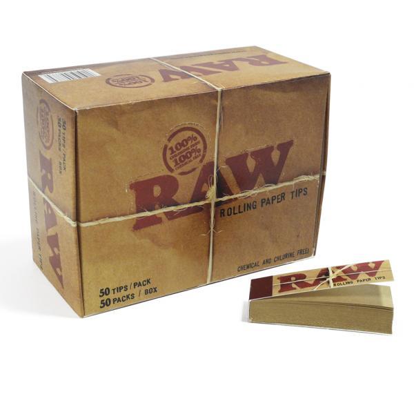 Filtro RAW Cartón (Caja 50 Uds) (Caja 50 unidades)