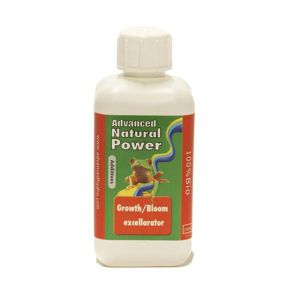 Natural Power Growth/Bloom Excellarator (250 ml)