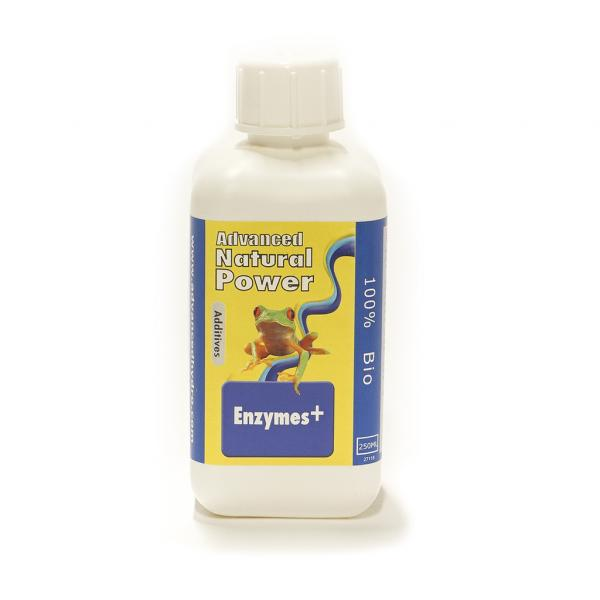Natural Power Enzymes Plus (250 ml)