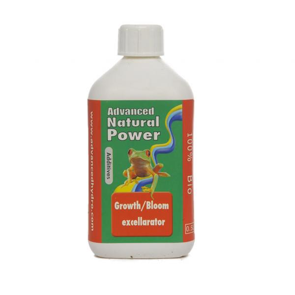 Natural Power Growth/Bloom Excellarator (500 ml)