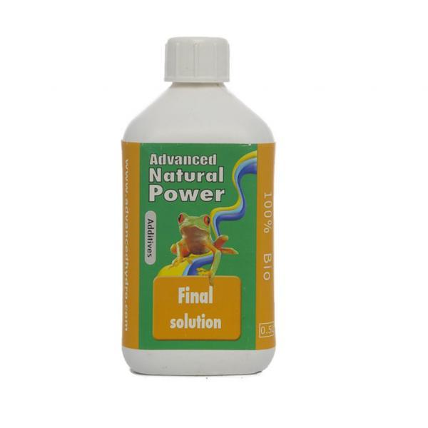 Natural Power Final Solution (500 ml)