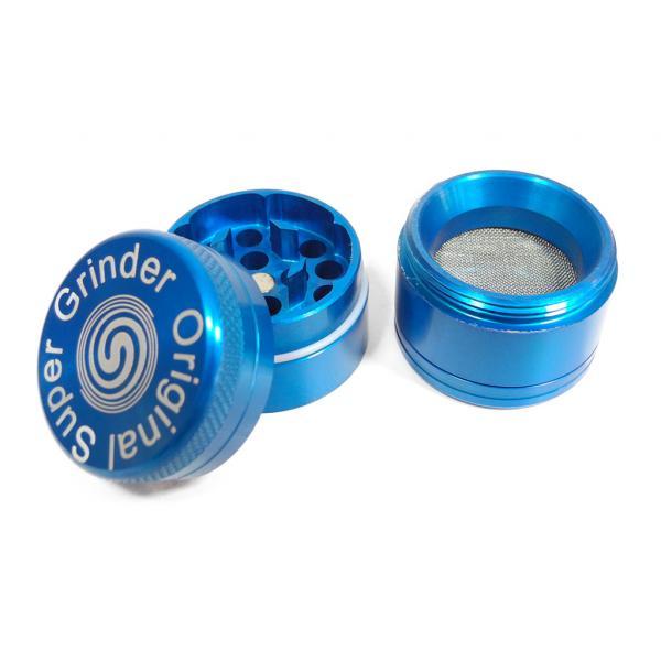 Grinder aluminium - 4 parties (30 mm) (1 unité)