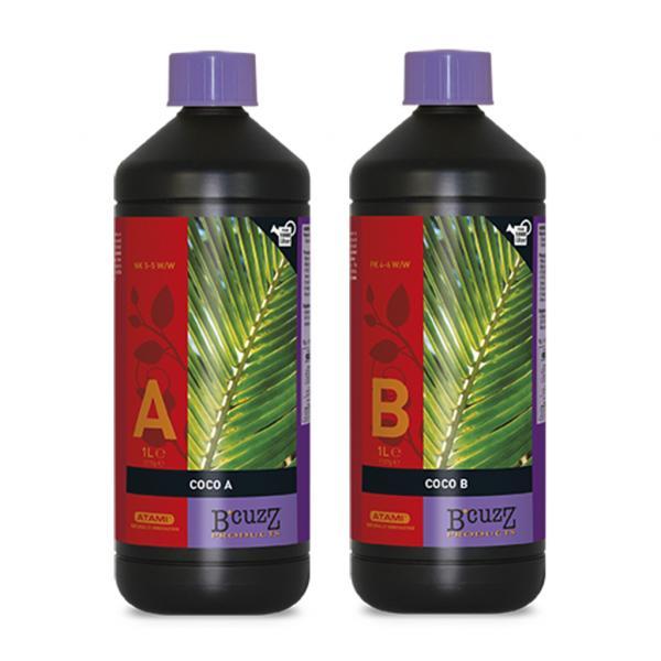 B'Cuzz Coco Nutrition A+B (1 L)