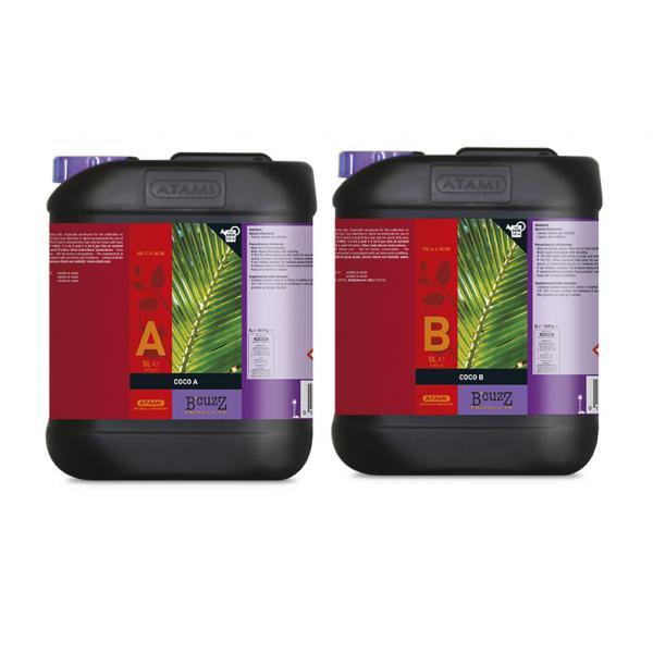 B'Cuzz Coco Nutrition A+B (5 L)