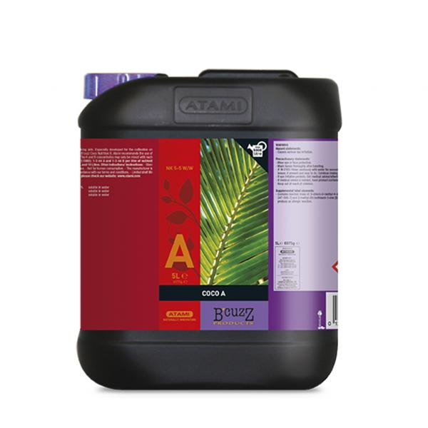 B'cuzz Coco Nutrition A (5 L)