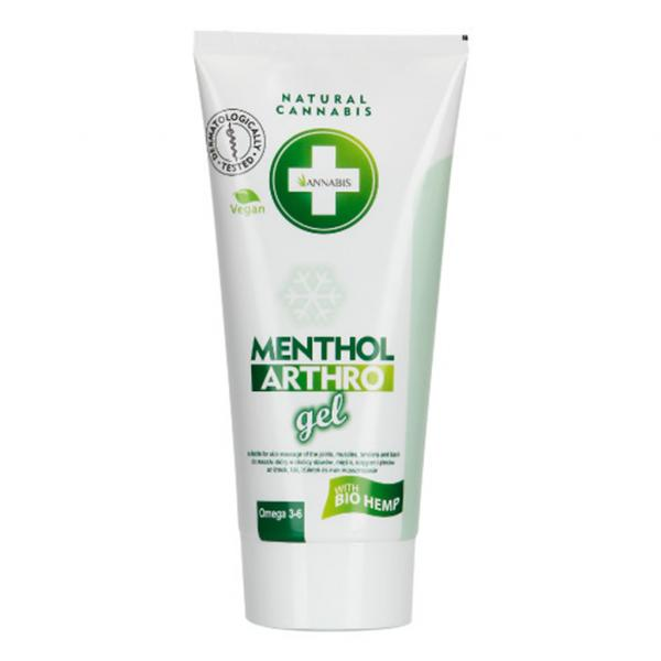 Menthol Arthro Gel (200 ml)