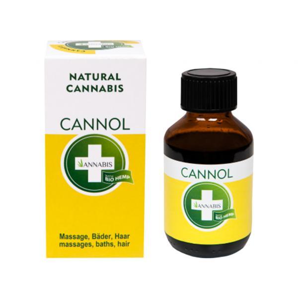 Cannol Hemp Oil (30 ml)