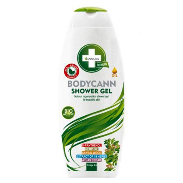 Bodycann Shower Gel (250 ml)