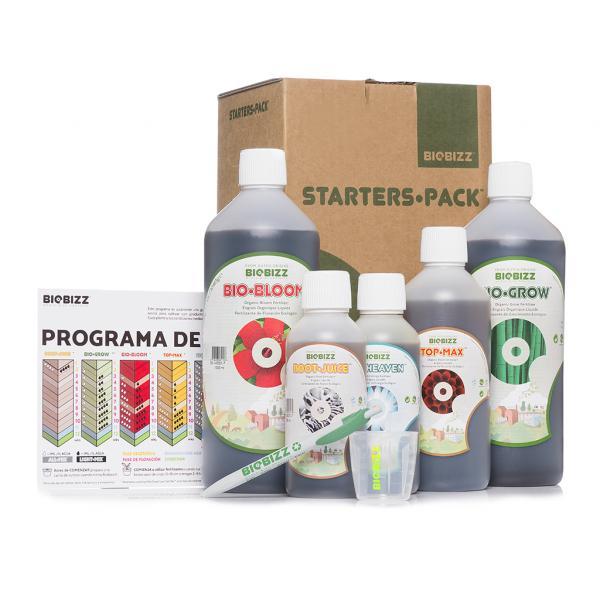 Starters Pack Bio Bizz (Kit)