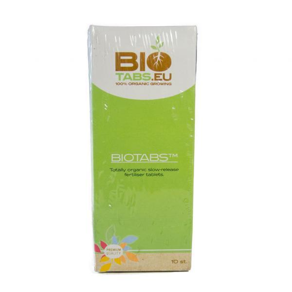 BioTabs Tablets (Pack de 10)
