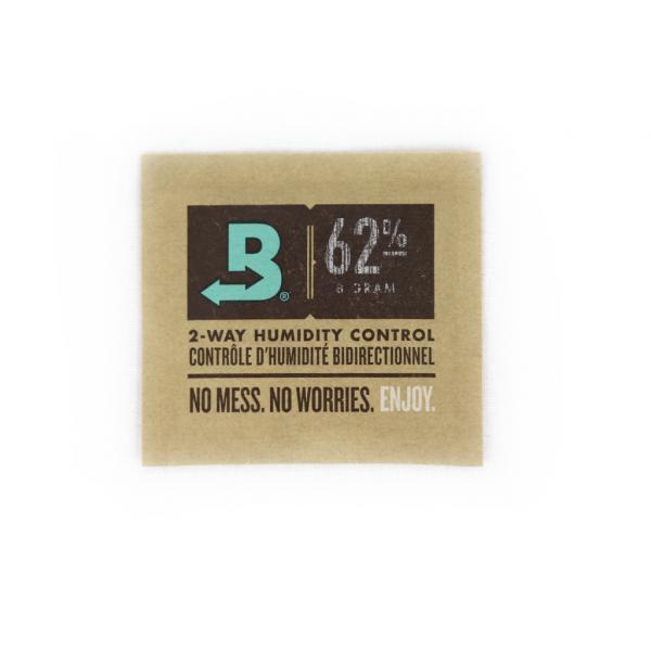 Sachet de contrôle d'humidité 62 % (8 g)