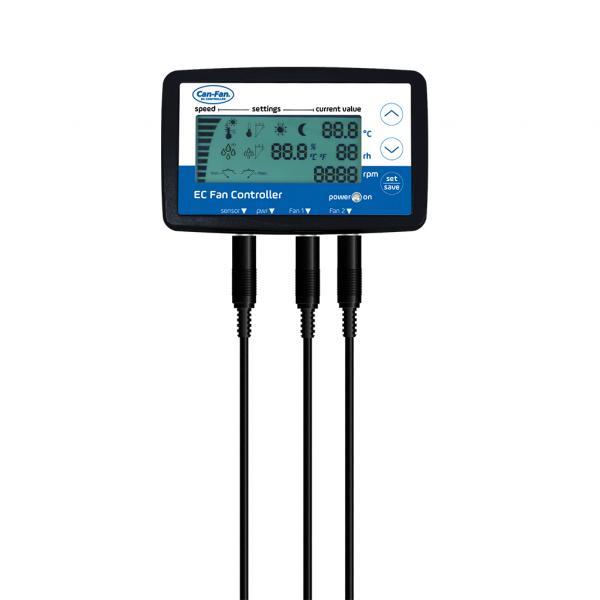 LCD EC Fan Controller (1 unit)