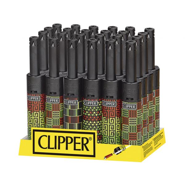Multi-Purpose Jamaica 3 Lighter (Display of 24)