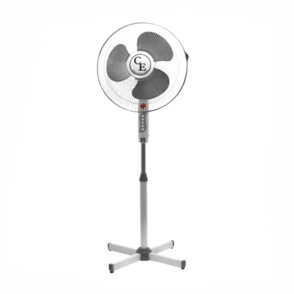 Ventilador Pie 40 Cm / 45 W (1 unidad)