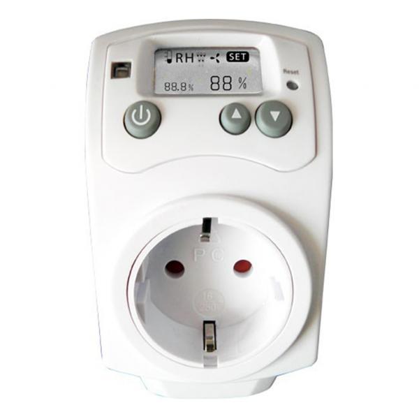 Digital Humidity Controller (1 unit)