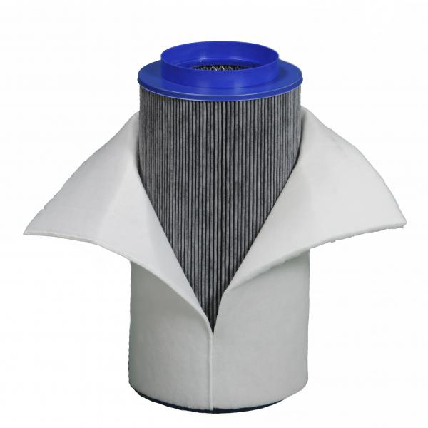 Filtre CarbonActive - bouche 200 (650 m³/h)