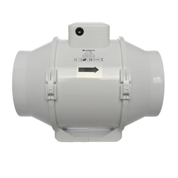 Extractor Tt Dual 2 Velocidades (150 mm)