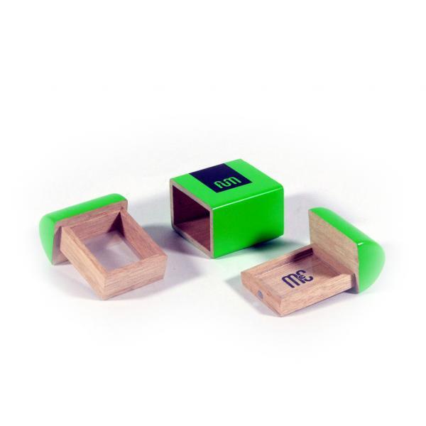 Humidor Mini M4CC V2 (Verde)