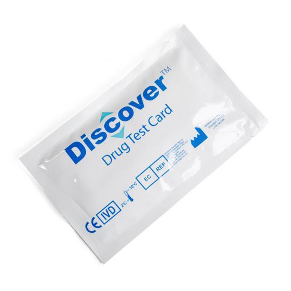 Test d'urine Discover (1 unité)