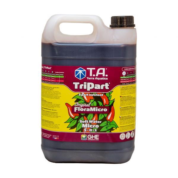 Tripart Floramicro Agua Blanda (5 L)