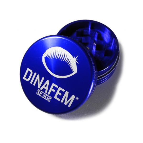 Dinafem Aluminium Grinder 40 Mm 2 Parts (1 unit)