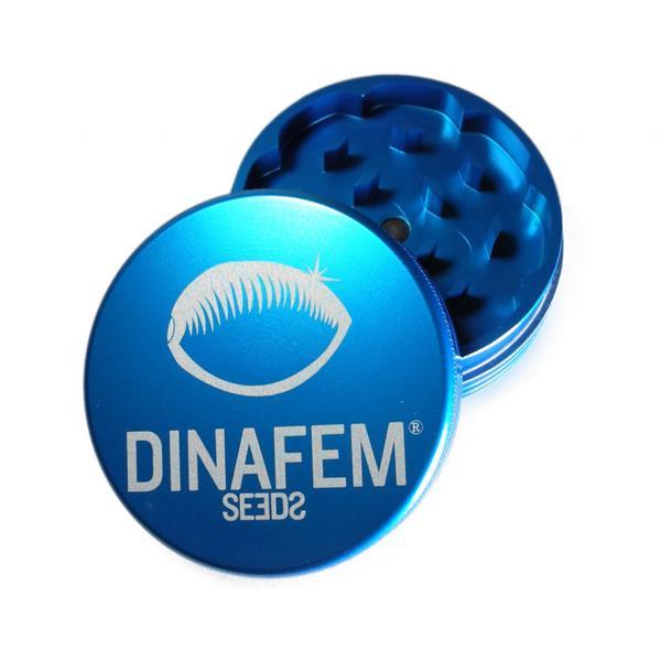 Dinafem Aluminium Grinder 56 Mm 2 Parts (1 unit)