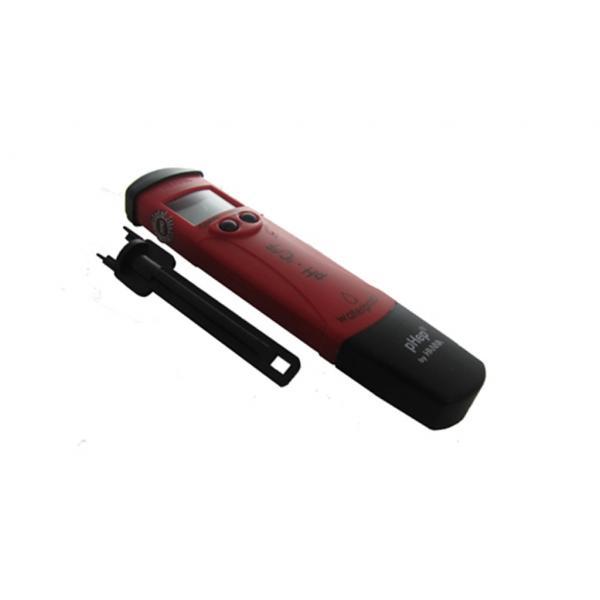 Medidor pH Y Temperatura pHep4 Waterproof Hi 98127 (1 unidad)