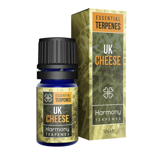UK Cheese Terpenes (5 ml)