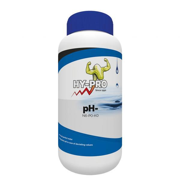 pH- Acide Nitrique (500 ml)