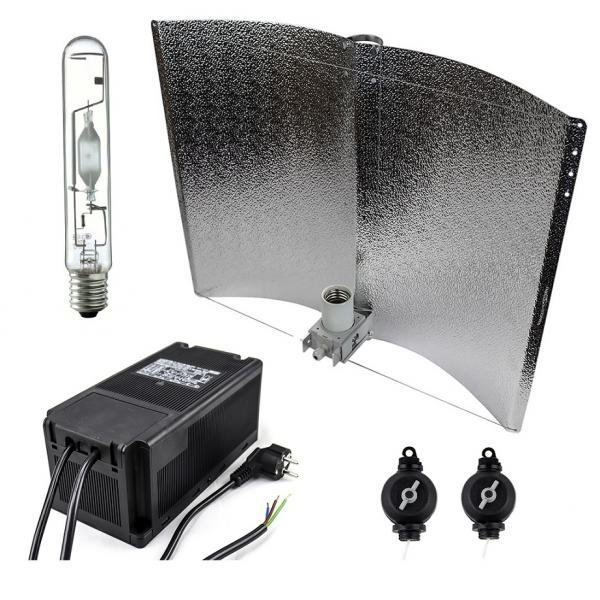 Kit Iluminación Premium 400 W (Agrolite SHP GRO&FLO)