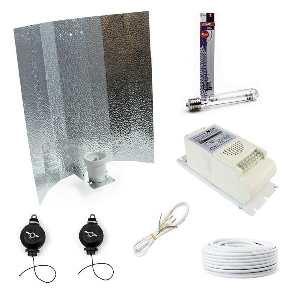Kit Iluminación Basic 400W (Osram)