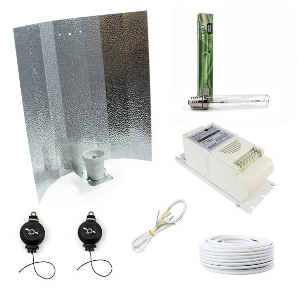 250 W Basic Lighting Kit (Agrolite SHP GRO&FLO)