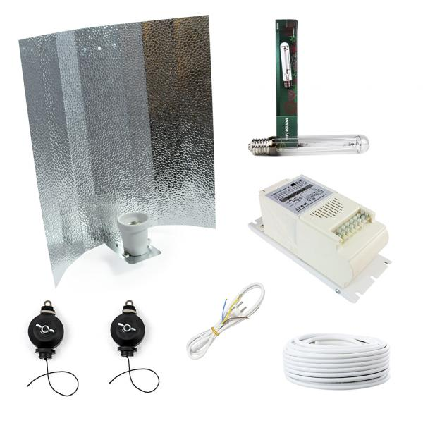 Kit Iluminación Basic 400W (Sylvania GroXpress)