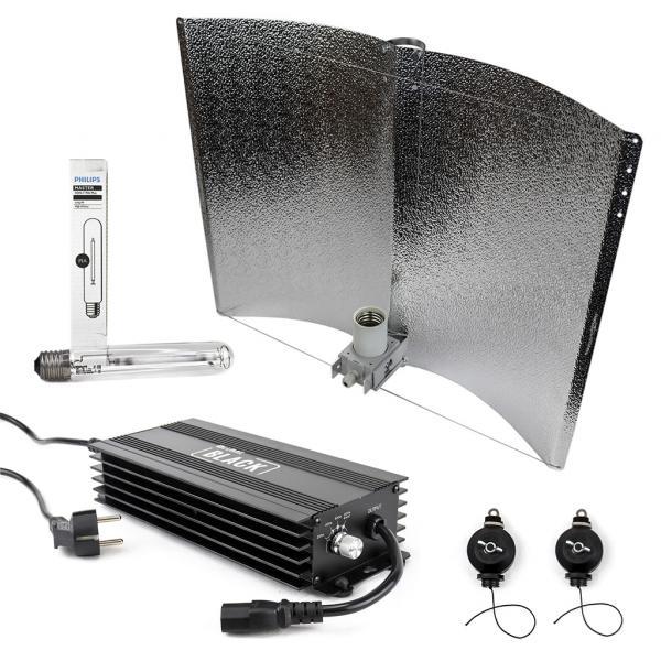 600 W BLACK Lighting Kit (Philips Son-T-Pia)