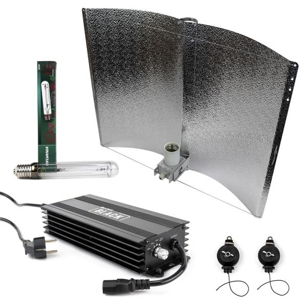 Kit Iluminación Black 600 W (Sylvania GroXpress)