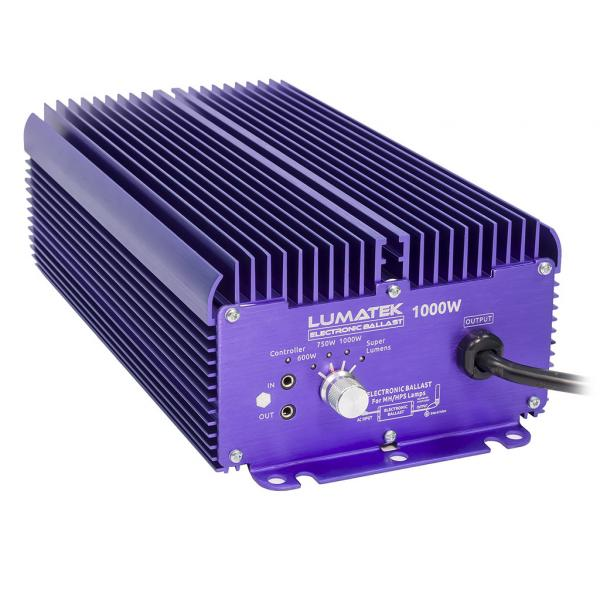 Controllable & Dimmable HPS/MH 1000W/240V Ballast (1 unit)