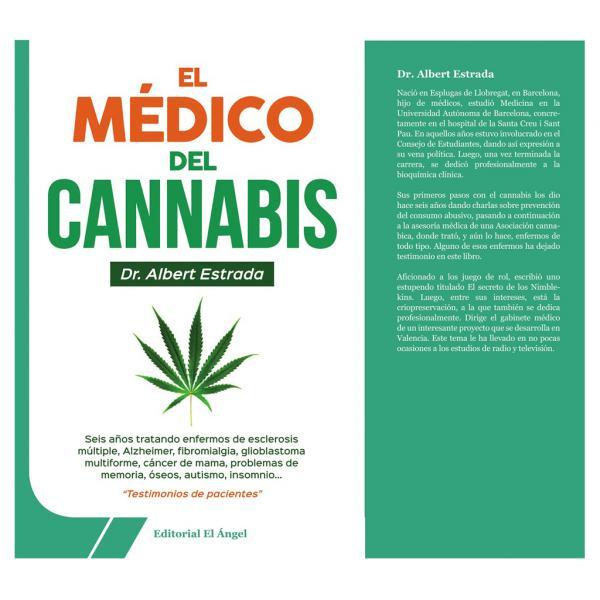 Libro El Médico del Cannabis (1 unidad)