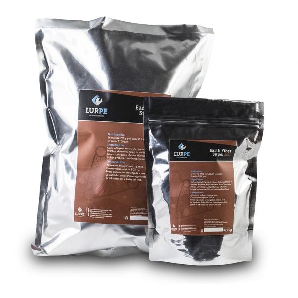 Earth Vibes Supersoil (700 g)