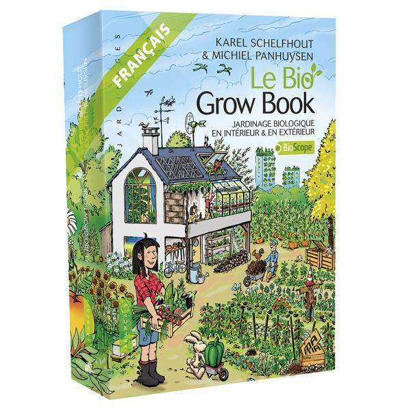 Libro El Bio Grow Book (Francés)