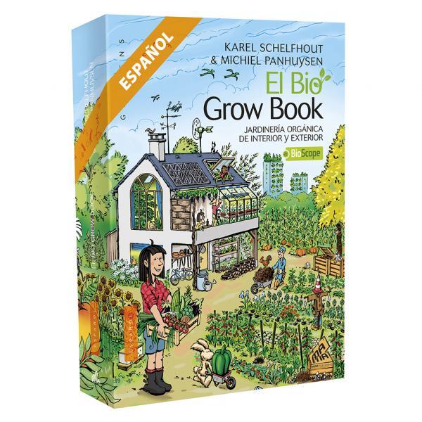 Bio Grow Book (Espagnol)