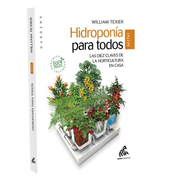 Hidroponía para todos (mini) (Español)